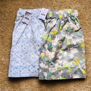 NWT J. Crew Mini Skirts Cotton Short Summer Dress